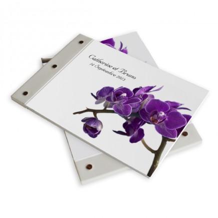 livre d 39 or mariage orchid e violette wrap. Black Bedroom Furniture Sets. Home Design Ideas