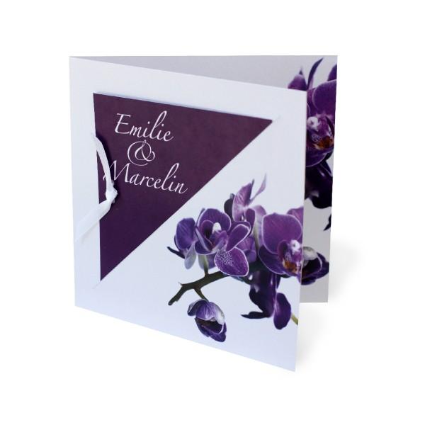 faire part mariage orchide - Faire Part Mariage Orchide