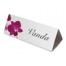 Nom table orchidée wrap