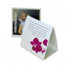 Remerciement pyramide orchidée wrap