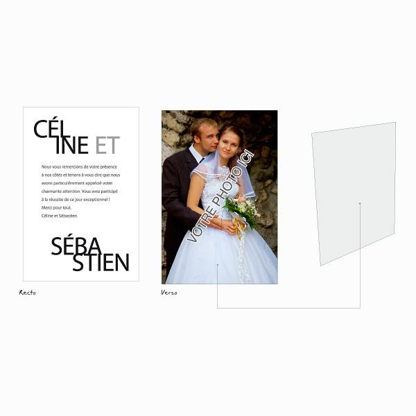 remerciement classique texte platine annul afficher toutes les images - Exemple Texte Carte De Remerciement Mariage