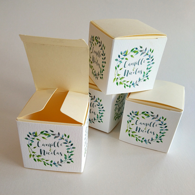 weddinh favour boxes
