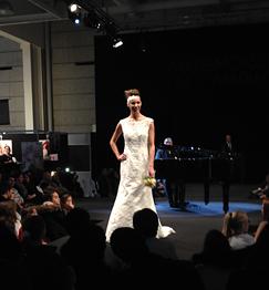 Défilé robes salon mariage bordeaux lac