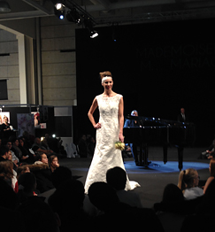 wedding runway show